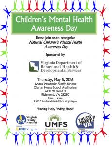 Mental Health Awarenes Day